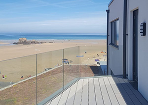 Holiday home sea view