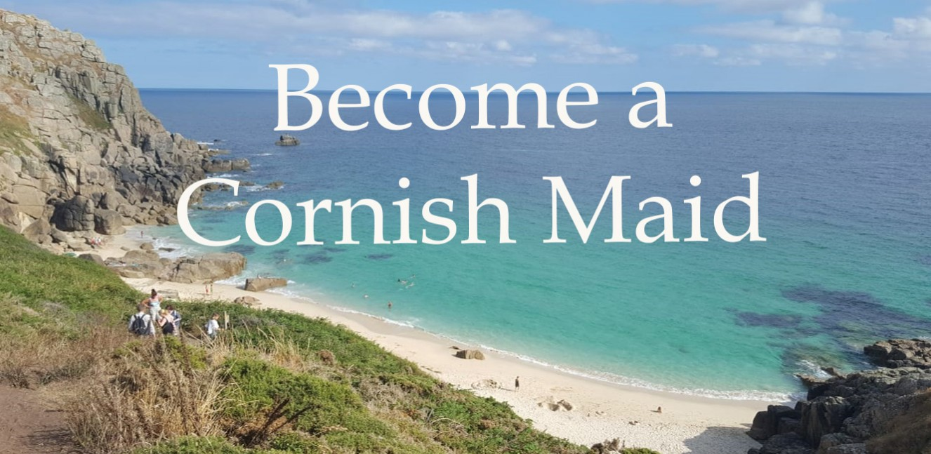 Jobs at cornish maids advert